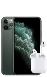 Apple iPhone 11 Pro 64 GB + AirPods